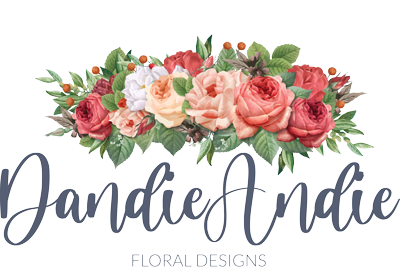 Dandie Andie Floral Designs – Mississauga, ON Logo